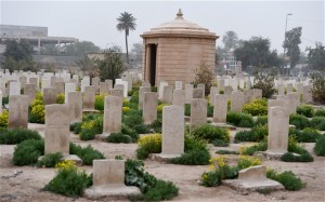 baghdad northgate cemetery